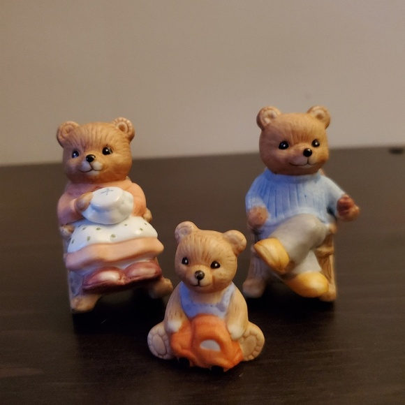 Other - Bear Figurines